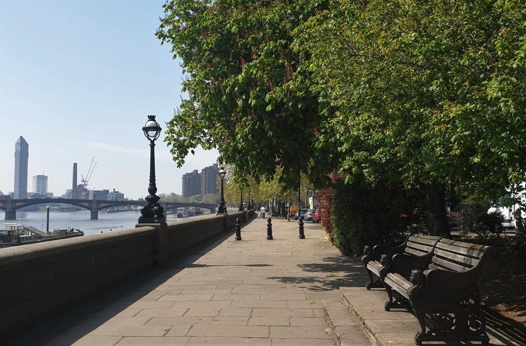 Chelsea Embankment